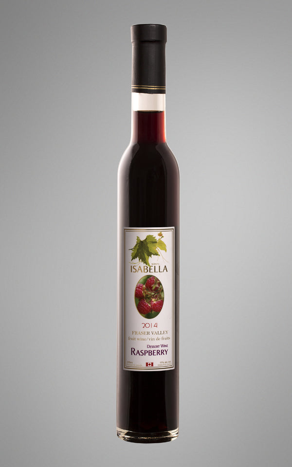 Raspberry Dessert Wine 2014 (12-pack)