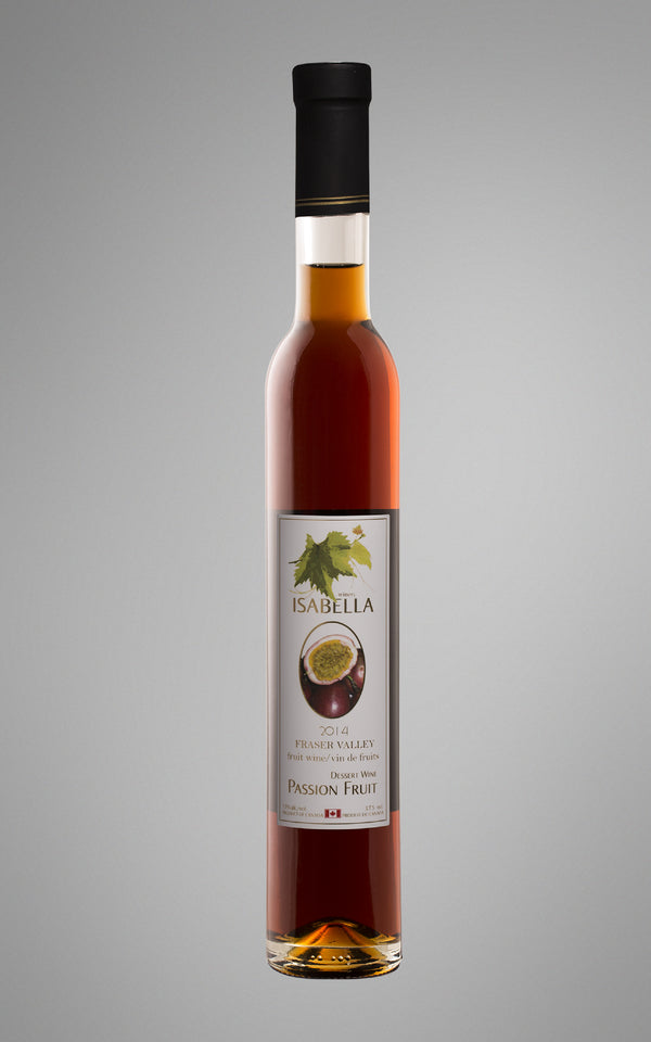 Passion Fruit Dessert Wine 2014 (12-pack)