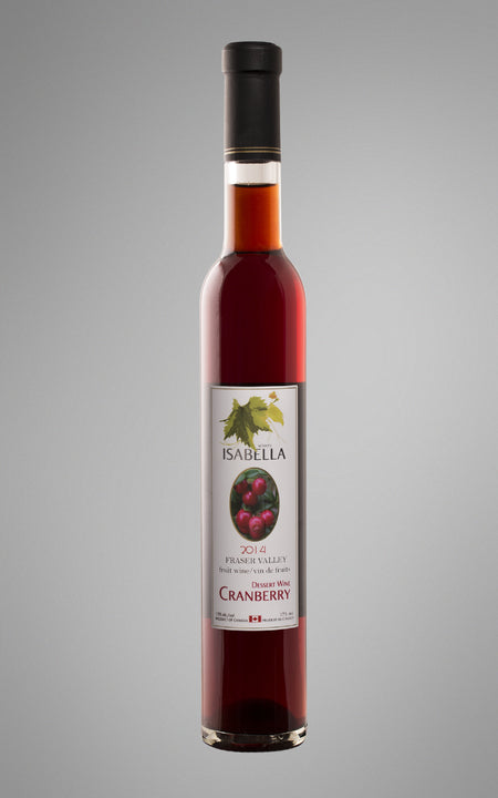 Cranberry Dessert Wine 2014 (12-pack)