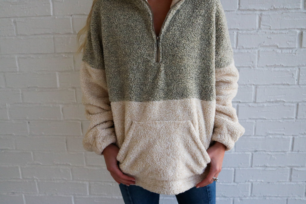 Cuddle Bug Pullover