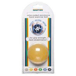 Cando Gel Hand Exercise Ball, Small