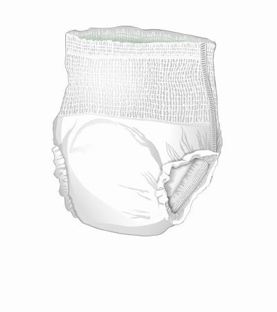 Absorbent Underwear McKesson Regular Pull