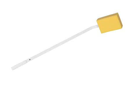 Aluminum Long Handled Cleaning Sponge, 30""