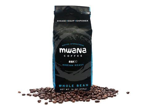 Mwana Coffee – 1lb. Bag