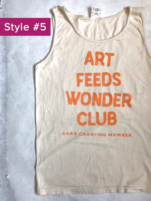 Raise Your 38 Wonder Club Tee and Tanks