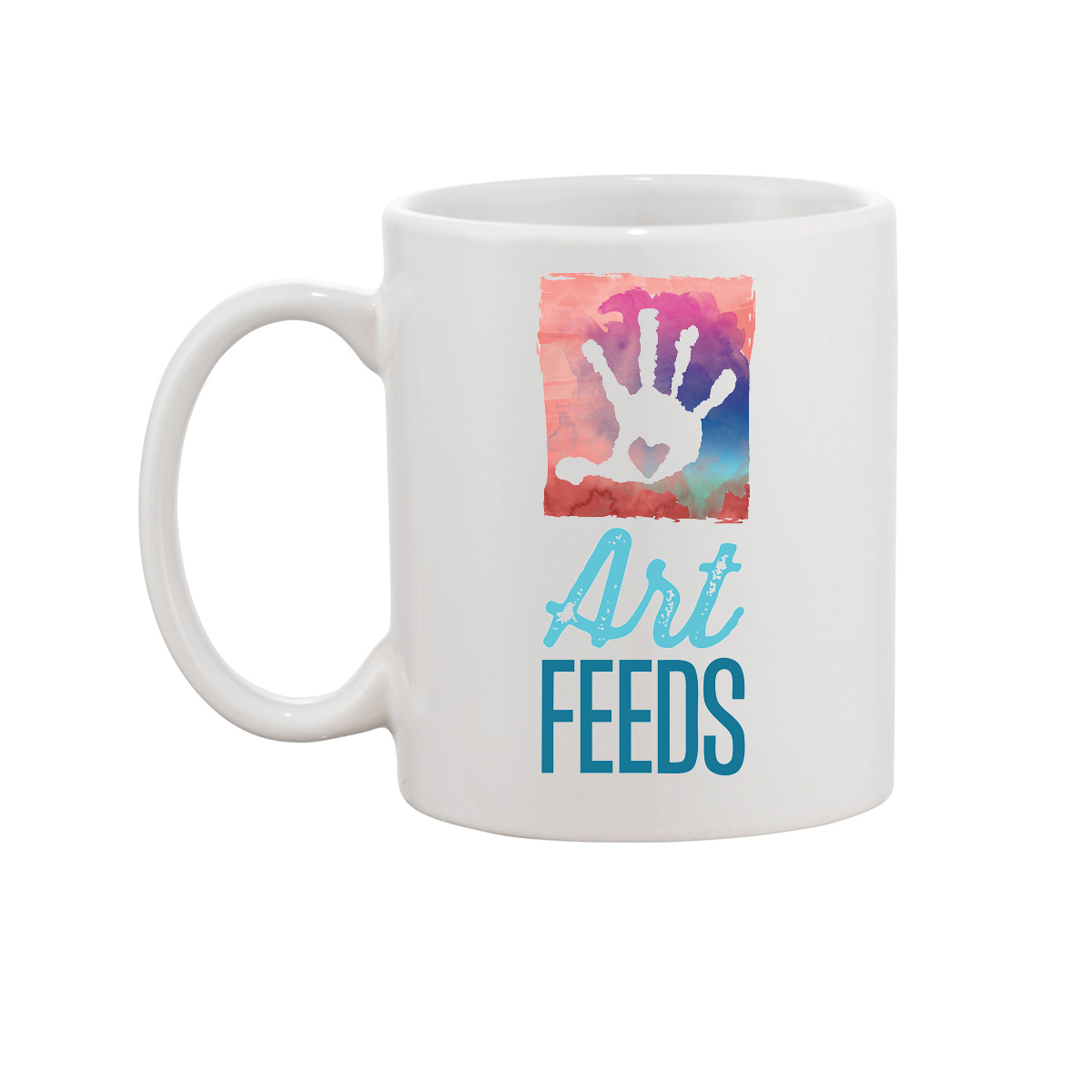 Mercy Park Art Feeds Mural Mugs
