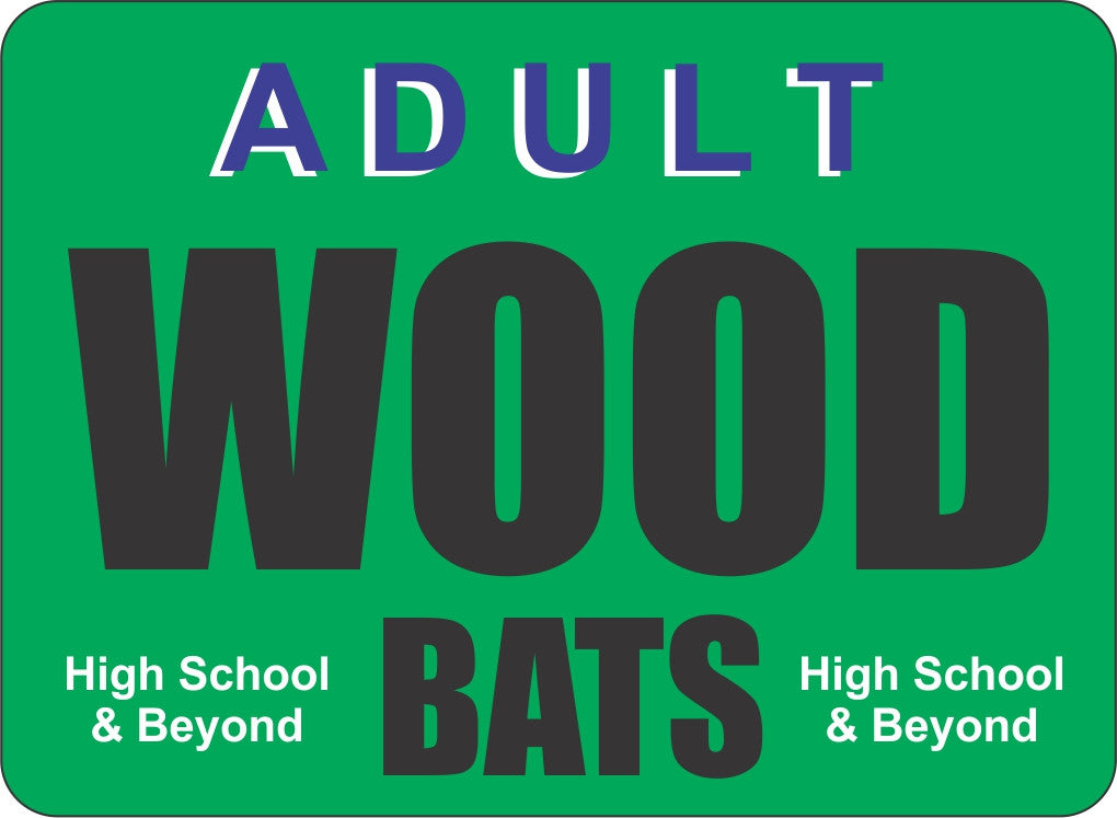 wood bats for high school