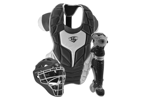 8db00a26e97 Louisville Slugger Series 5 Cather s Set - YOUTH