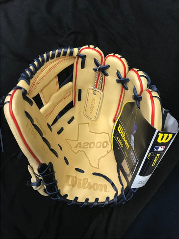 2018 TEXAS LIMITED EDITION - Wilson A2000 1786