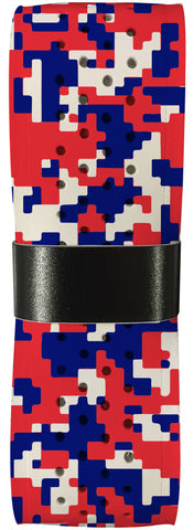 Rawlings Stars & Stripes Camo Bat Wraps - 1mm