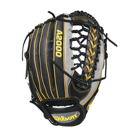 "2018 A2000 PF92 12.25"" OUTFIELD BASEBALL GLOVE - RIGHT HAND THROW - Texas Bat Company"