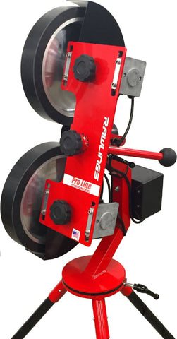 Rawlings Pro Line Two Wheel Pitching Machine