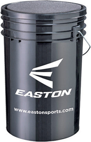 Easton 6 GALLON BALL BUCKET W/ Cushioned Lid - Texas Bat Company