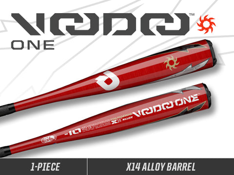 2019 DeMarini VOODOO ONE BALANCED (-3) BBCOR