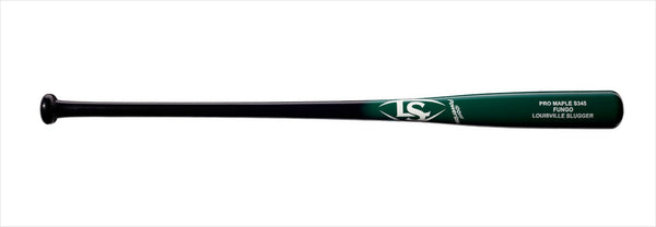 Louisville Slugger S345 Fungo Bat Forest Black Texas