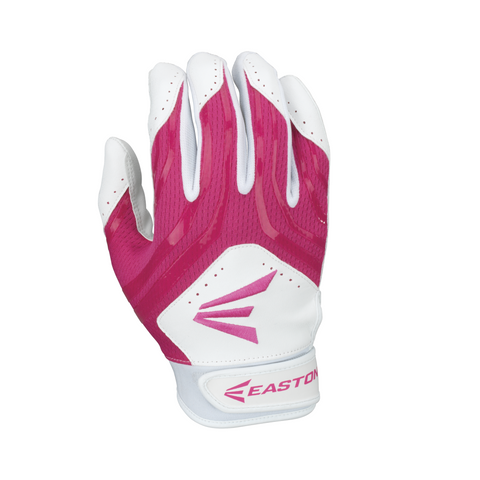 EASTON HF3 HYPERSKIN FAST PITCH BATTING GLOVES / (GIRLS YOUTH) - Texas Bat Company