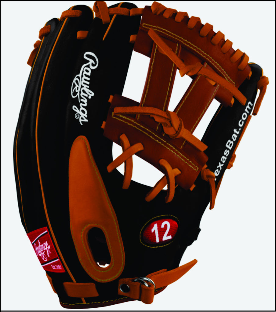 Rawlings Heart of the Hide Custom Fielding Glove - Texas Bat Company