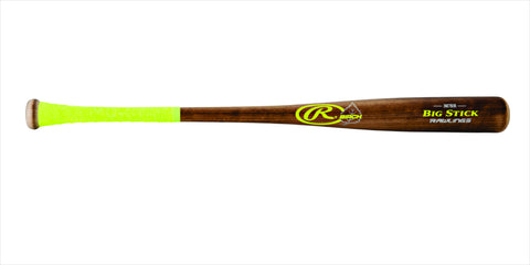 Rawlings Joe Mauer Big Stick Birch Wood Baseball Bat JM7BIR - Texas Bat Company