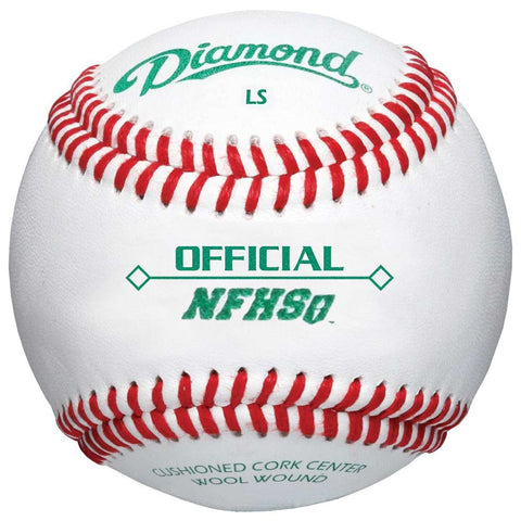 Diamond DHS - LOW SEAM Baseball - Dozen
