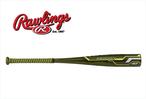 2018 Rawlings Prodigy - Junior Big Barrel (-10) - Texas Bat Company