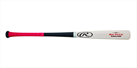 Rawlings Big Stick Ash Wood Baseball Bat (-3) R325B - Texas Bat Company
