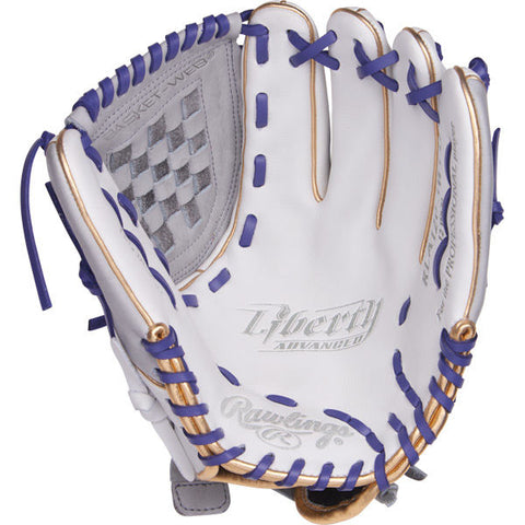 Liberty Advanced Color Series 12 in Fastpitch Infield, Pitcher Glove - Texas Bat Company