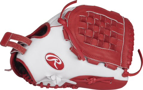 "Rawlings LIBERTY ADVANCED COLOR SERIES 12.5"" FASTPITCH GLOVE - RLA120-3WS-3/0"