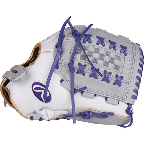 "Liberty Advanced Color Series 12.5"" in Fastpitch Outfield Glove - Texas Bat Company"