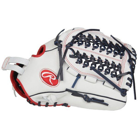 Liberty Advanced 12.5 in Fastpitch Finger Shift Outfield Glove RLA125FS-15WNS
