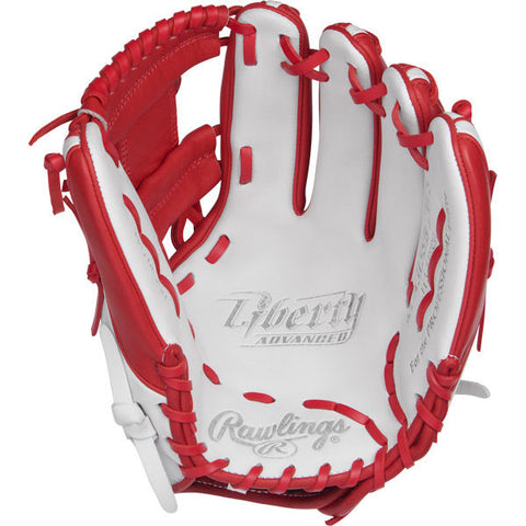 awlings Liberty Advanced 11.75″ RHT Fastpitch Fielding Glove RLA315SB-2WS - Texas Bat Company