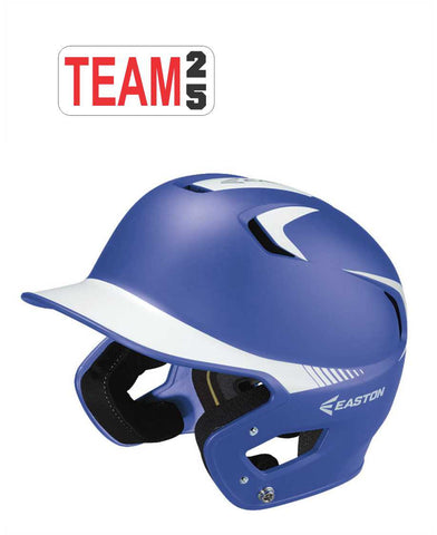 Easton Z-5 GRIP Two Tone Batting Helmet