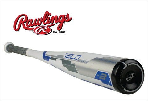 2018 Rawlings Velo - Balanced Hybrid BBCOR (-3) BB8v3 - Texas Bat Company