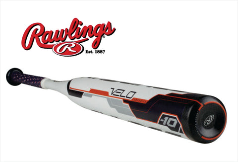 2018 Rawlings VELO Fastpitch Softball (-10) - Texas Bat Company