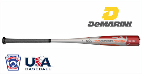 2018 (USA Baseball) DeMarini Voodoo One Balanced 2 5/8 (-10) - Texas Bat Company