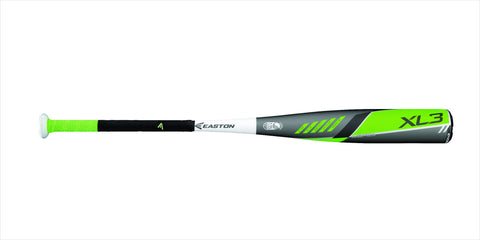 "DEMO BAT - EASTON  XL3 (-8)  2 5/8"" ALLOY BARREL"