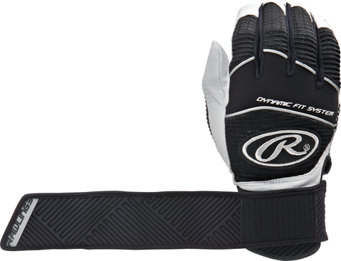 RAWLINGS CSBG WORKHORSE with COMPRESSION STRAP BATTING GLOVE