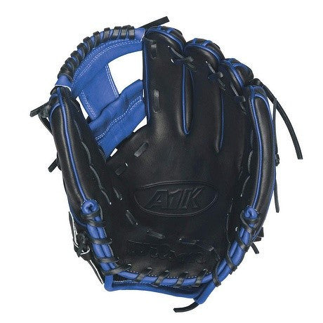 "A1K DP15 BLUE ACCENTS 11.5"" BASEBALL GLOVE - Texas Bat Company"