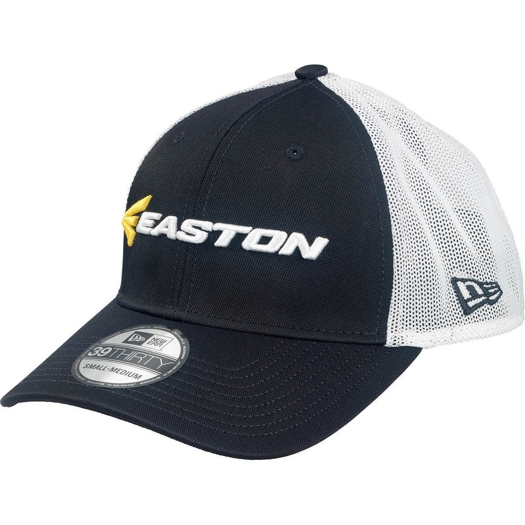 Easton M7 LINEAR LOGO New Era 39THIRTY Hat - Texas Bat Company