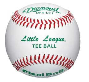 Diamond DFX-LC1 LL Little League/Tee Ball Baseball - Texas Bat Company