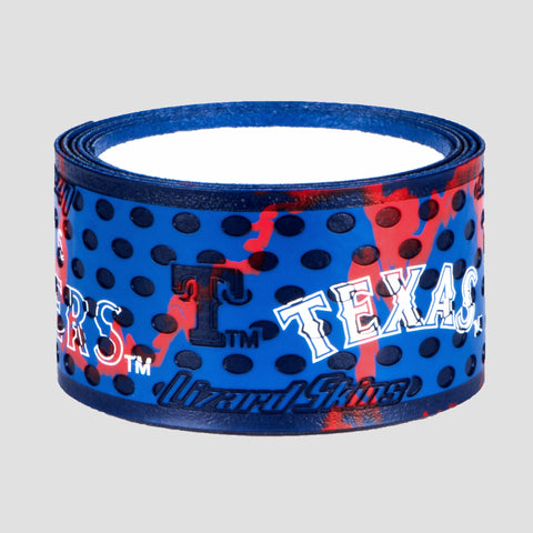 Texas Rangers - Lizard Skin Bat Wrap - Texas Bat Company