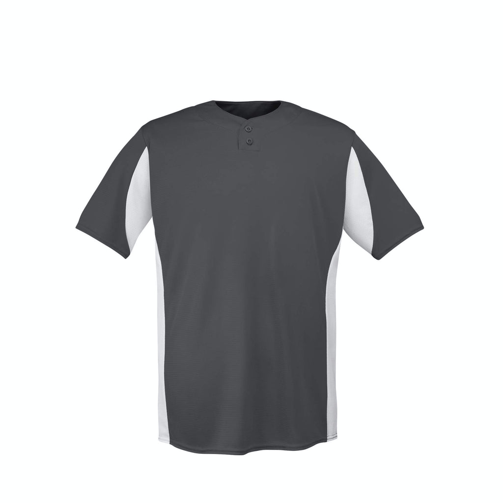Muscle - YOUTH 2-Button Jersey (DeMarini U-201) - Texas Bat Company
