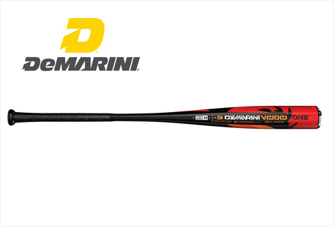 2018 DeMarini Voodoo One Balanced BBCOR (-3)