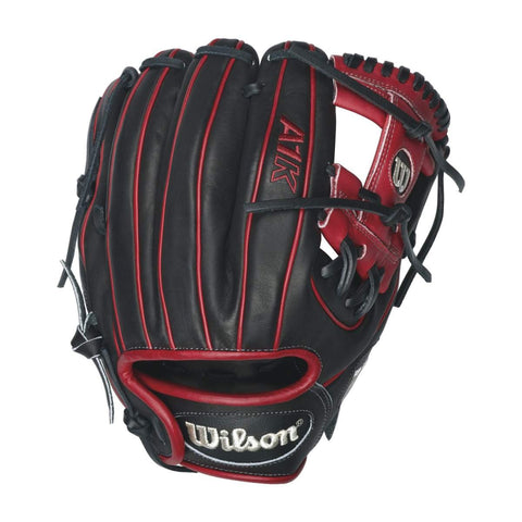 "A1K DP15 RED ACCENTS 11.5"" BASEBALL GLOVE"