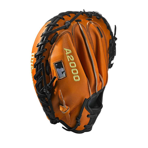 "2018 A2000 PUDGE 32.5"" CATCHER'S MITT - Texas Bat Company"