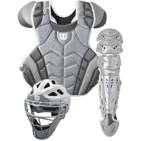 Wilson C1K CATCHERS GEAR KIT - Intermediate - Texas Bat Company