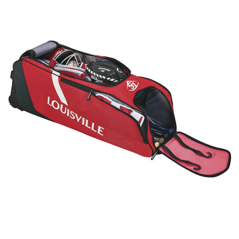 Louisville Slugger SELECT Series RIG Wheeled Bag - Texas Bat Company