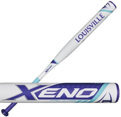 2017 Louisville Slugger Xeno Plus (-11) Fastpitch Softball Bat - Texas Bat Company