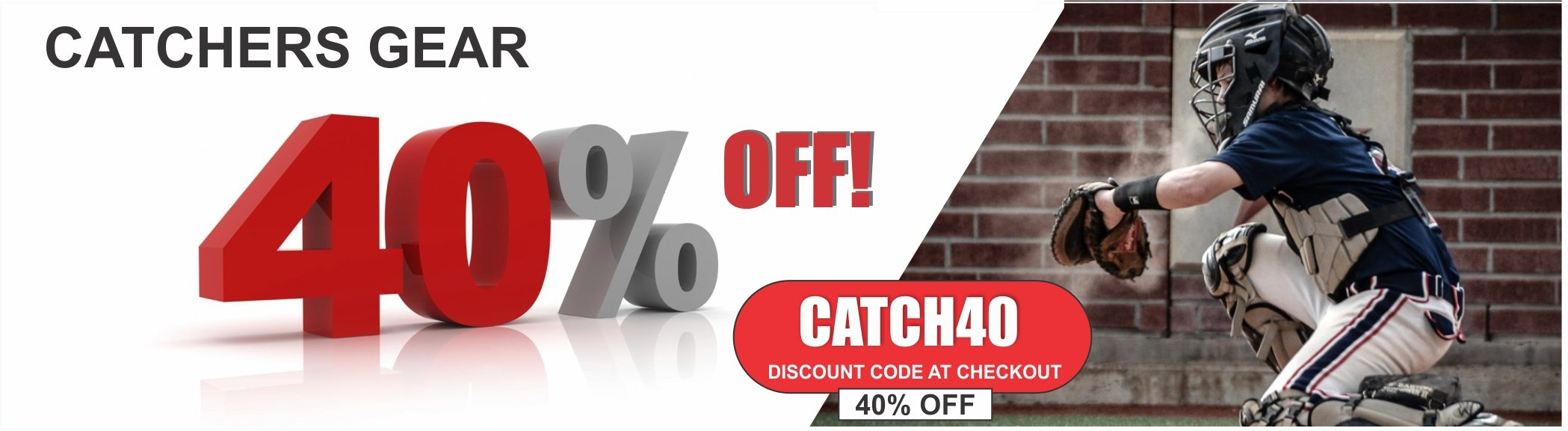 Catchers Gear CLEARANCE!!!