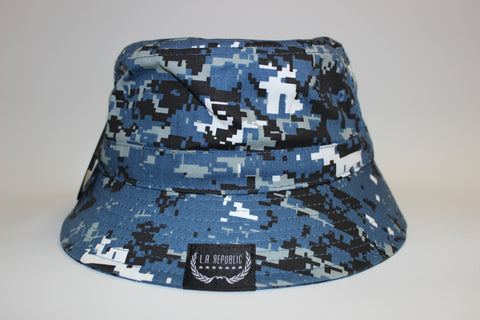 Lost Angeles Bucket Hat