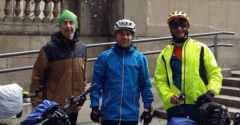 Pedal Compostela - Pamplona